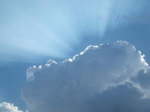 Cielo desde la montaña de La Mola