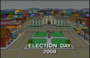 Homer for Obama