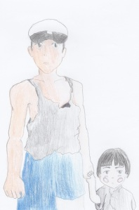 La tumba de las luciérnagas: Seita y Setsuko