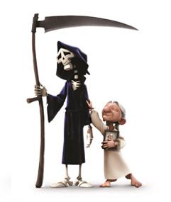 La dama y la muerte
