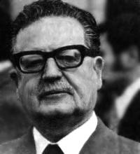 Salvador Allende, lider americano