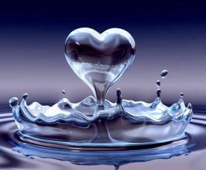 El corazón del agua
