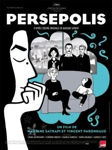 Persépolis, el film