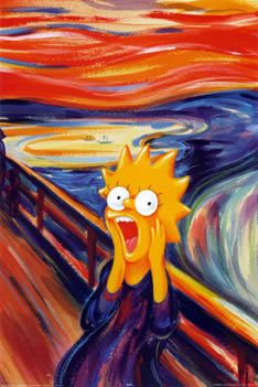 El grito de Lisa
