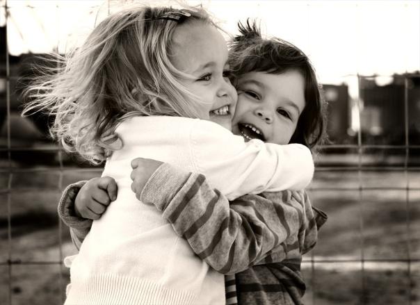 El arte del abrazo